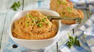 Фото рецепта Куриный паштет с грибами