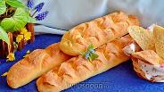 Фото рецепта Багеты «Хвост дракона»
