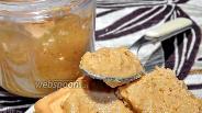 Фото рецепта Арахисовая паста из одного ингредиента