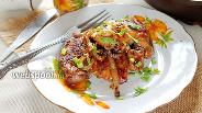 Фото рецепта Куриное филе на сковороде с кардамоном