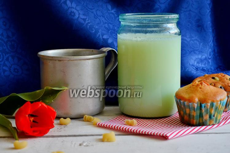 Фото Восстановленное молоко