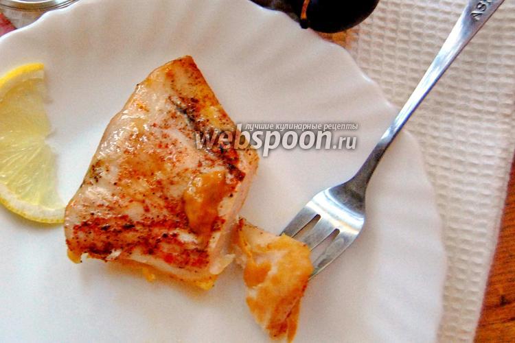 Фото Куриные грудки со сливово-горчичным соусом