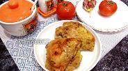 Фото рецепта Куриные окорочка с майонезом и луком