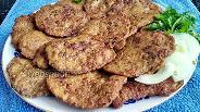 Фото рецепта Отбивные из куриной печени