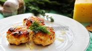 Фото рецепта Томатные котлеты с мускатным орехом