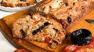 Фото рецепта Кекс с сухофруктами