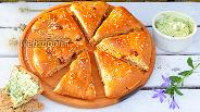 Фото рецепта Пшеничные сконы на остатках закваски
