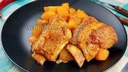 Фото рецепта Говяжьи рёбра с картошкой +Бонусы. Видео