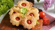 Фото рецепта Маффины с помидорами