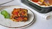 Фото рецепта Запечённые баклажаны с сыром в духовке