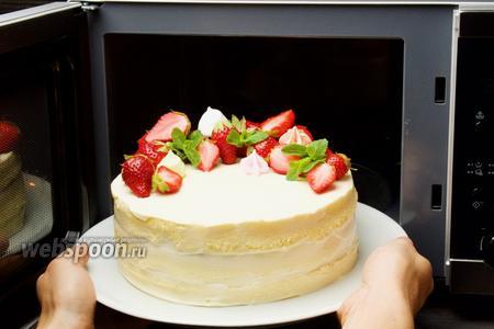 Десерты в микроволновке за 5 минут. Видео видео