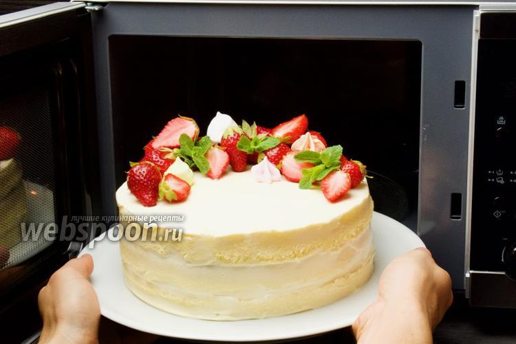 Фото Десерты в микроволновке за 5 минут. Видео