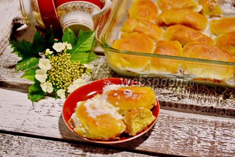 Фото Резники в йогурте