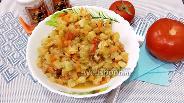 Фото рецепта Овощное рагу весеннее