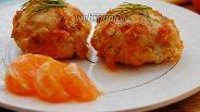 Фото рецепта Куриные тефтели в мандариновом маринаде