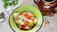Фото рецепта Дымлама в горшочке
