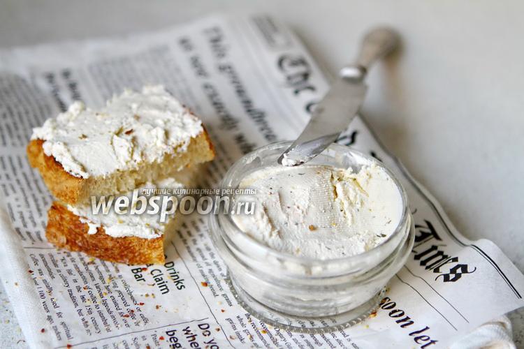 Фото Йогуртовый крем-сыр Лабне