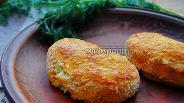 Фото рецепта Картофельные зразы с сыром фета и зеленью