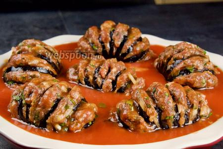 Ужин из баклажанов. 3 рецепта с Видео видео рецепт