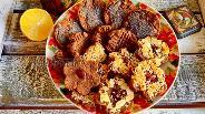 Фото рецепта Сладкое гречневое печенье без сахара и мёда