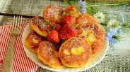 Фото рецепта Сырники по-саксонски