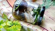 Фото рецепта Подберёзовики солёные на зиму