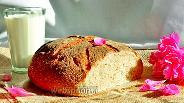 Фото рецепта Вермонтский хлеб на ржаной закваске