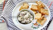 Фото рецепта Рийет из скумбрии с творожным сыром
