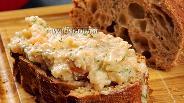 Фото рецепта Бутербродные намазки из рыбы. Видео