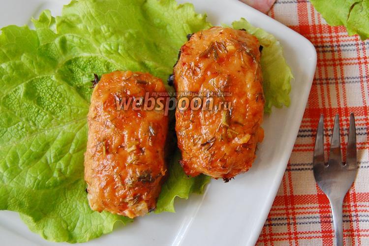 Фото Ленивые голубцы в томатно-сливочном соусе