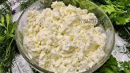 Фото рецепта Творог из козьего молока