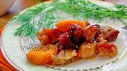 Фото рецепта Свинина с абрикосами