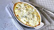 Фото рецепта Запеканка из брокколи и цветной капусты