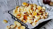 Фото рецепта Мини-панкейки на рисовой муке