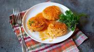 Фото рецепта Куриные тефтели с бурым рисом