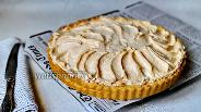 Фото рецепта Абрикосовый пирог с безе