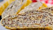 Фото рецепта Сладкие рулеты из лаваша. Видео