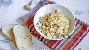 Фото рецепта Плов из бурого риса с курицей мультиварке