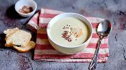 Фото рецепта Крем-суп из стручковой фасоли