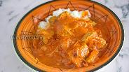 Фото рецепта Подливка из говядины с томатной пастой