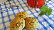 Фото рецепта Сдобное овсяное печенье с изюмом