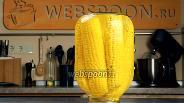 Фото рецепта Кукуруза в початках в банке. Видео