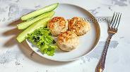 Фото рецепта Куриные котлеты с патиссоном