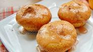 Фото рецепта Французские кексы – апельсиновое муалё