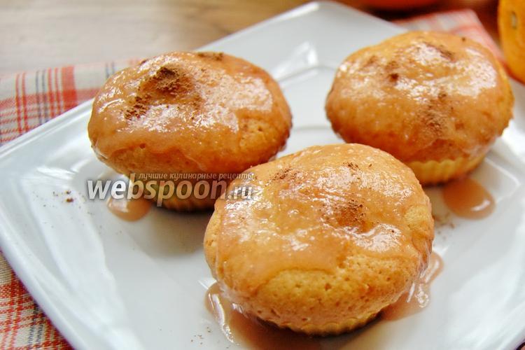 Фото Французские кексы – апельсиновое муалё