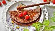 Фото рецепта Овсяноблин с какао