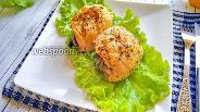 Фото рецепта Фаршированные куриные бёдрышки