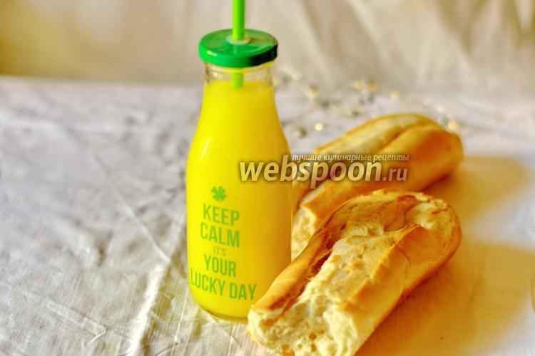 Фото Домашний лимонад из апельсинов без газа