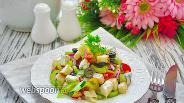 Фото рецепта Салат «Итальянские каникулы»
