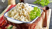 Фото рецепта Кунжутный рис